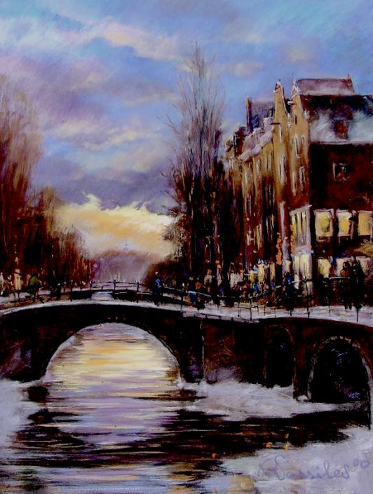 Amsterdam 012 | 105x85