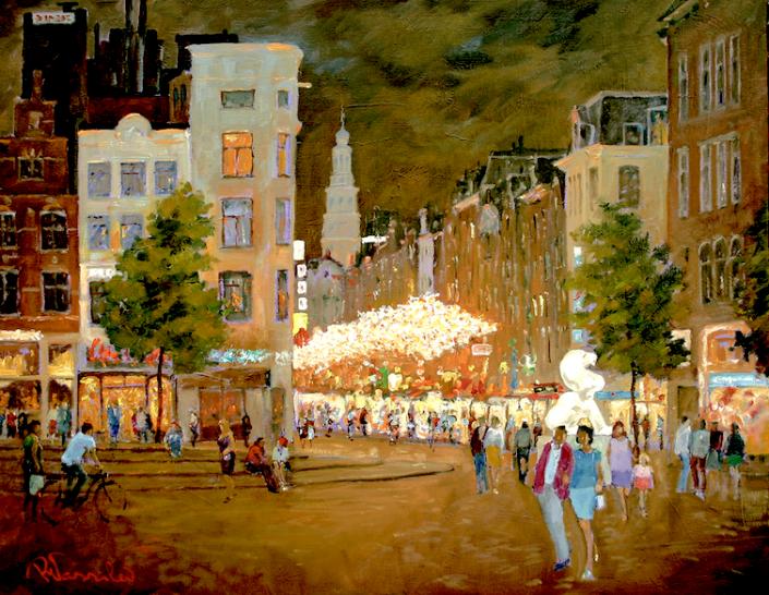 Amsterdam 013 | 90x105