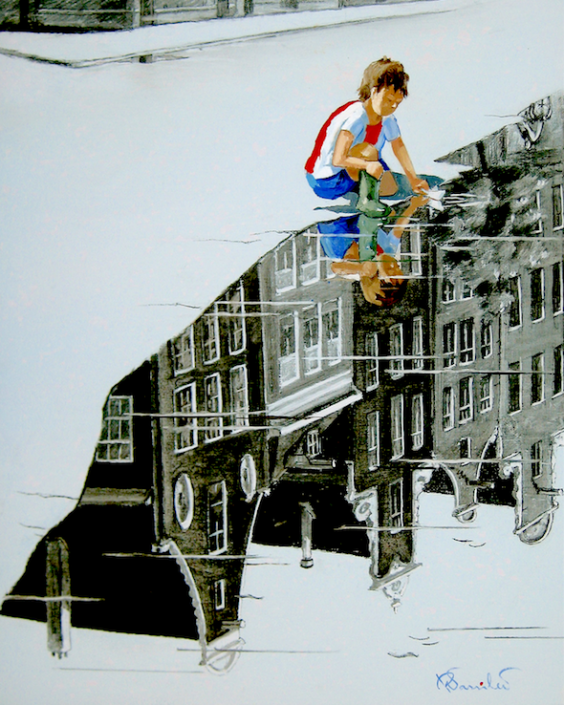 Amsterdam 065 | Amsterdam Boy | 90x110