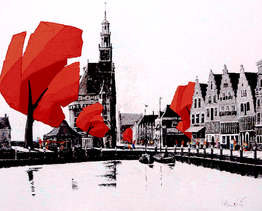 A-660 | Hoorn | 100x80